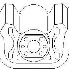 Suport motor CITROËN RELAY bus 2.5 D - TOPRAN 720 382 - Suporti moto auto