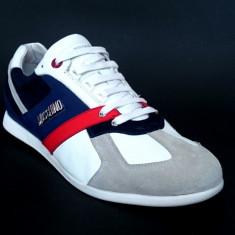 Sneakers Moschino marimea 42 - Adidasi barbati Moschino, Culoare: Din imagine