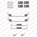 Set accesorii, sabot de frana SUZUKI ESCUDO autoturism de teren, deschis 1.6 i 16V - DELPHI LY1340