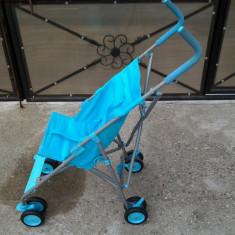 Carucior sport, Mini, Albastru +6 luni - 3 ani - Carucior copii Sport Altele