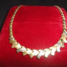 Colier aur masiv