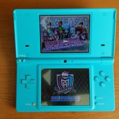 Nintendo DSI -model TWL-001( kor)+ stylus+incarcator/alimentator reta+joc cadou