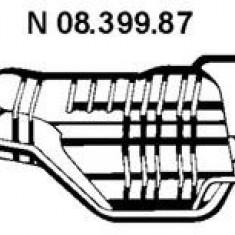 Toba esapament finala OPEL ASTRA G hatchback 1.6 16V - EBERSPÄCHER 08.399.87 - Toba finala auto