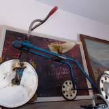 Tricicleta veche - perioada comunista