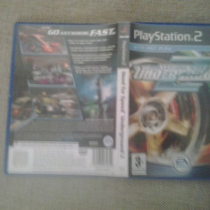 Need for Speed Underground 2 - NFS - PS2 - Jocuri PS2, Curse auto-moto, 12+, Multiplayer