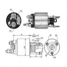 Solenoid, electromotor FIAT BRAVA 1.4 - ERA 227240