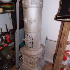 Soba veche - GODIN de fonta - Metal/Fonta