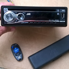 Cd player radio auto JVC KD-G632 usb mp3 telecomanda - CD Player MP3 auto