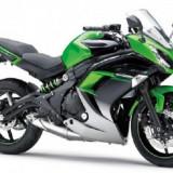 Motocicleta Kawasaki ER-6F 2016