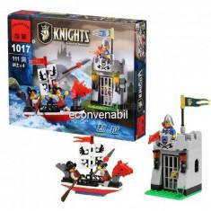 Joc tip Lego Inchisoare Medievala Enlighten 1017 111 Piese - LEGO Pirates