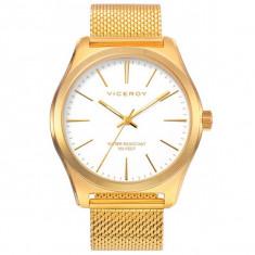 Ceas Viceroy barbatesc cod 40513-09 - pret 509 lei (marca spaniola; original) - Ceas barbatesc Viceroy, Fashion, Quartz, Inox, Analog