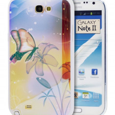 Husa Samsung Galaxy Note 2 |TPU Graphics|Vetter Seasons - Husa Telefon