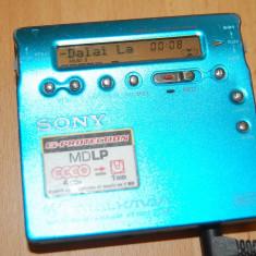 MINIDISC PORTABIL SONY MZ-R900 RECORDING MD WALKMAN