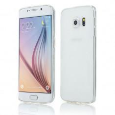 Husa Samsung Galaxy S6 Edge |Crystal Series |Vetter Soft Pro - Husa Telefon