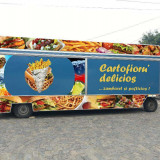 RULOTA TIP FAST FOOD - Utilitare auto