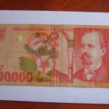 BACNOTA 100000 LEI 1998, ROMANIA