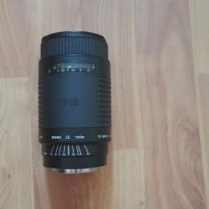 Obiectiv Sigma DL zoom 75-300 montura Sony Minolta