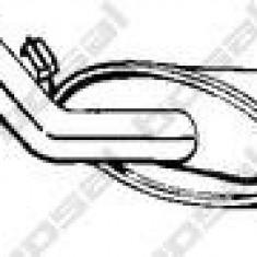 Toba esapament finala VW SCIROCCO 1.6 - BOSAL 283-431 - Toba finala auto