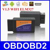 Interfata Diagnoza Universala Elm327 Wi-Fi OBDII OBD2 v1.5, Garantie si Factura - Interfata diagnoza auto