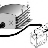 Aparat control, tensiune baterie - HELLA 8ES 008 124-001 - Baterie auto