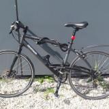 Vand Bicicleta Decathlon model Triban 7 - Cursiere, 22 inch, Numar viteze: 18, 28 inch