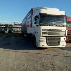 Cap tractor daf xf 105 cu semiremorca - Camion