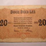 20 lei 1917 BGR