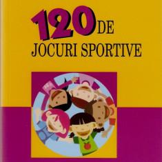 Micheline Nadeau - 120 de jocuri sportive - 514789 - Carte educativa