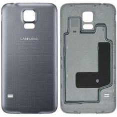 Capac baterie Samsung Galaxy S5 Neo G903F Original Argintiu