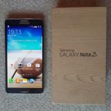 Samsung Galaxy Note 3 N9005 Negru - 32 GB - Liber de retea - impecabil - Telefon mobil Samsung Galaxy Note 3, Neblocat, Single SIM