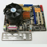 KIT Placa de baza Asus P5KPL-AM EPU, LGA755 + Intel  Q8200 2.33GHz + Cooler