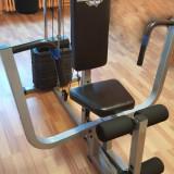 Aparat de forta sala fitness multifunctional cu greutati - Aparat multifunctionale fitness