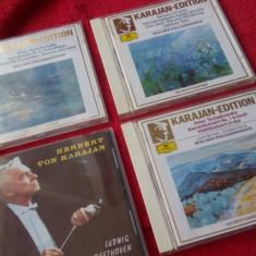 Colectia HERBERT von KARAJAN- 5 CD uri - Muzica Clasica deutsche harmonia mundi