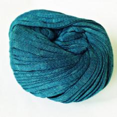 Fir de tricotat crosetat panglica de bumbac moale catifelata