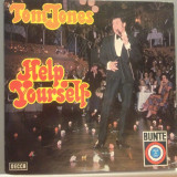 TOM JONES - HELP YOURSELF (1968/ DECCA REC /RFG) - Vinil/POP/IMPECABIL