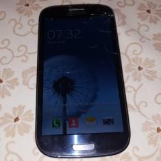 Samsung Galaxy S3 I9300 - Telefon mobil Samsung Galaxy S3, Albastru, 16GB, Orange, Dual core, 1 GB