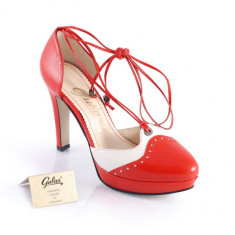 Pantofi dama - Pantofi Guban model 889 (Marime:: 40)