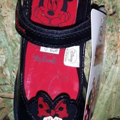 Pantofi de fete, marca Disney cu Minie Mouse - Balerini copii