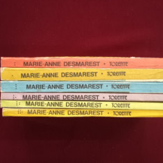 Roman dragoste - Marie-Anne Desmarest - Torente - 581228
