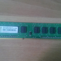 Memorie Ram Transcend 1 GB 1333Mhz DDR3 Desktop.