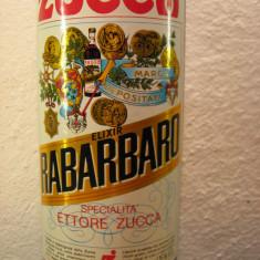 Elixir rabarbaro zucca, c l.70 gr. 16 - Lichior