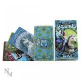 Cărți de tarot Anne Stokes Legends - Colectii
