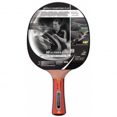 Paleta ping pong - DONIC Paleta tenis de masa Attack New Waldner 900 include DVD