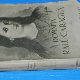 Domnita Caragea - Petre Manoliu 1939 interbelica (02503