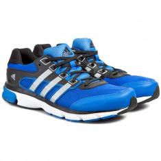 Adidasi barbati - Adidas Nova Cushion Adiprene, albastru, 44, 7, originali, in cutie