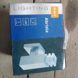 Lampa cu leduri pentru iluminat exterior