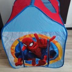 CORT PENTRU JOACA SPIDERMAN - Casuta/Cort copii
