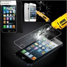 Folie sticla HUAWEI P8 LITE protectie ecran securizata - Folie de protectie Lenovo, Anti zgariere