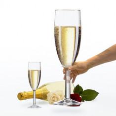 Pahar de Șampanie Gigant