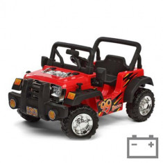 Masinuta de jucarie - Mașină teren cu sunet